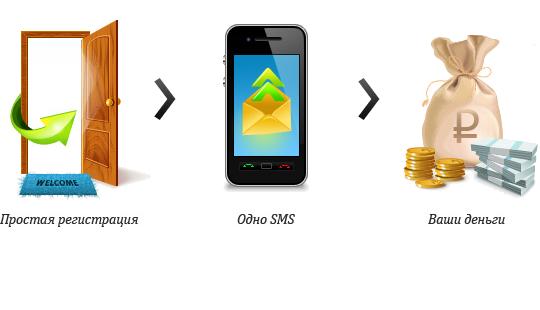 СМС займ на киви кошелек или на карту онлайн